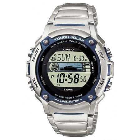 Мужские наручные часы CASIO  W-S210HD-1A