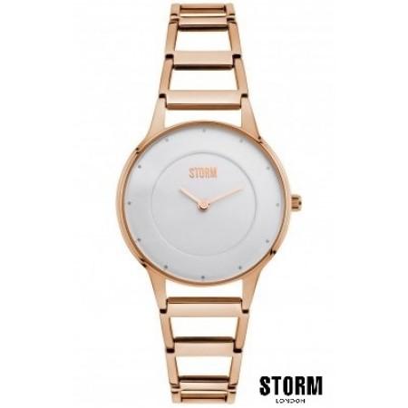 Женские наручные часы STORM rella rose gold 02143