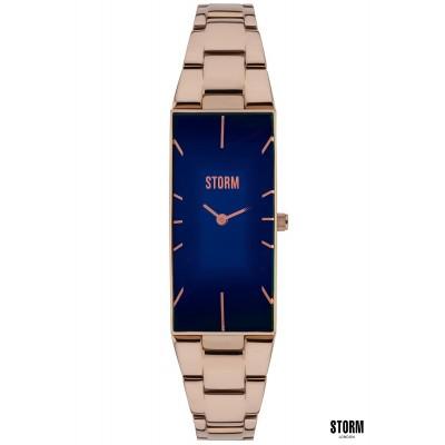 Женские наручные часы STORM ixia rg-blue  04842