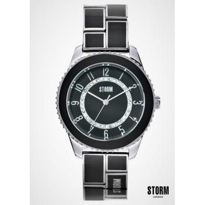 Женские наручные часы STORM zarina bleck 01387