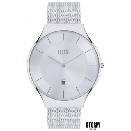 Мужские наручные часы STORM  reese xl silver 02002