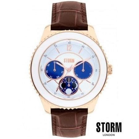 Женские наручные часы STORM sicily rg-brown 00077